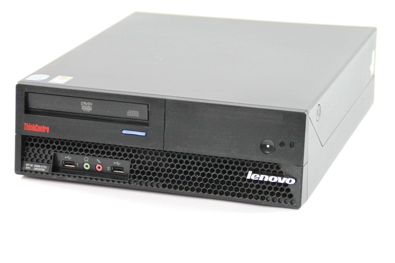 Lenovo-ThinkCentre-6088-CTO-Intel-Core2Duo-E6550-2-33-Ghz-1-GB-RAM-80-GB-HDD